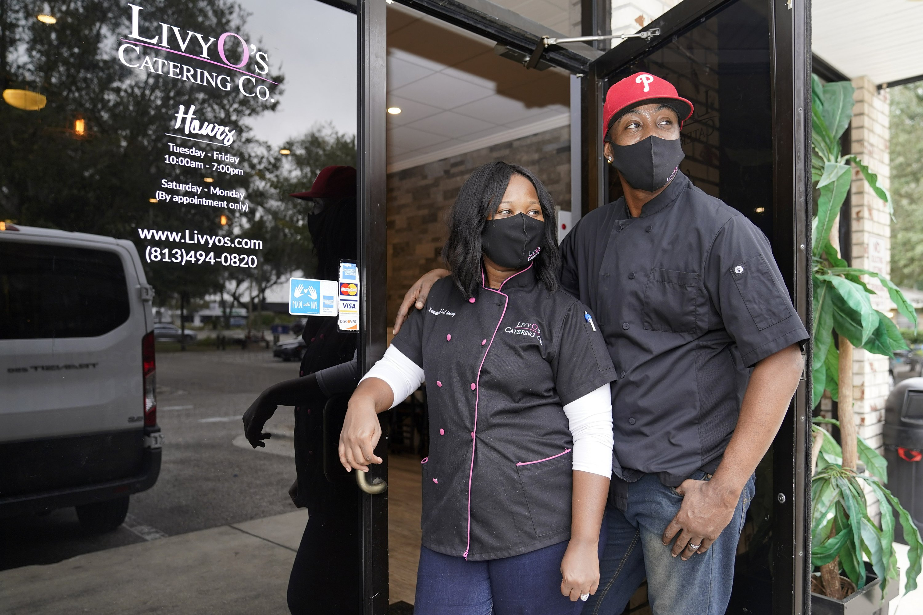 Pandemic pivot: NFL guides small businesses in tough times