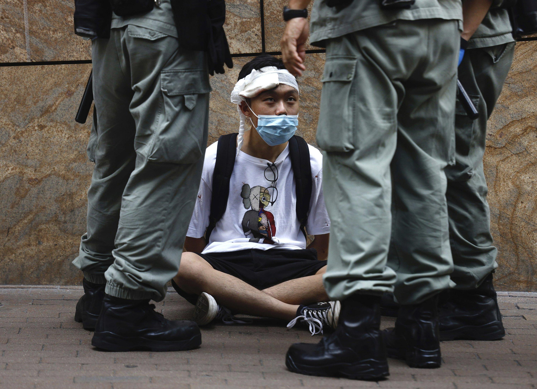 """Medidas de EEUU para HK están """"condenadas al fracaso"""" – Noticias Mundo"""