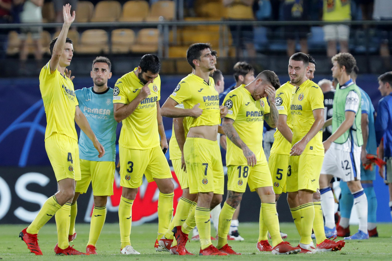 Villarreal held by Atalanta in return to Champions League - Associated Press