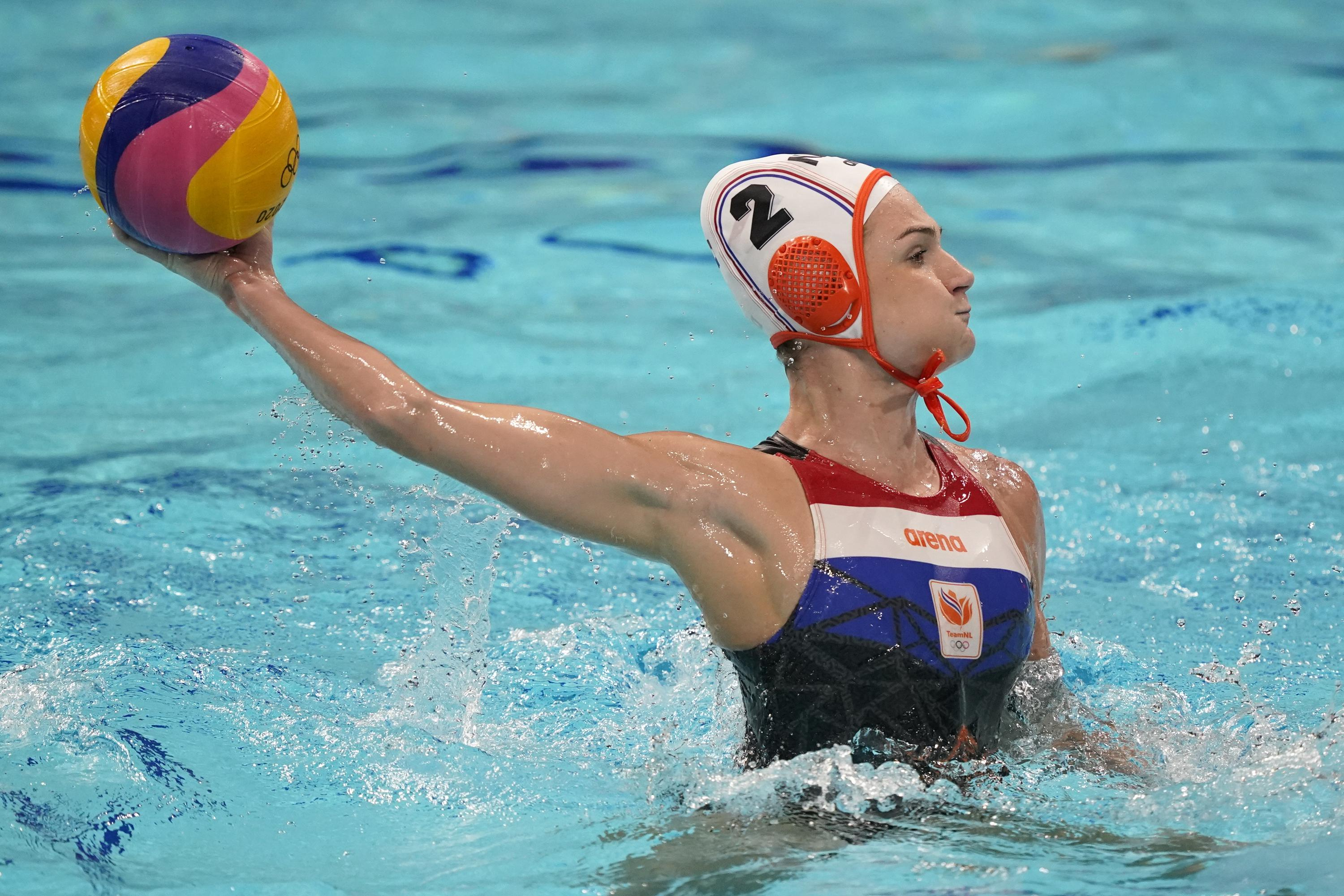 There's a strong Pac-12 presence in water polo at the Tokyo Olympics