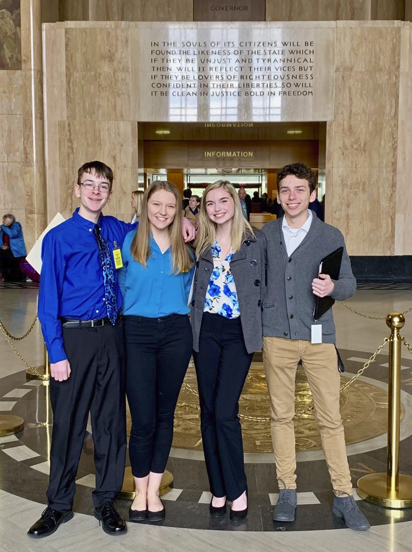 Feeling blue? Oregon students can take 'mental health days'