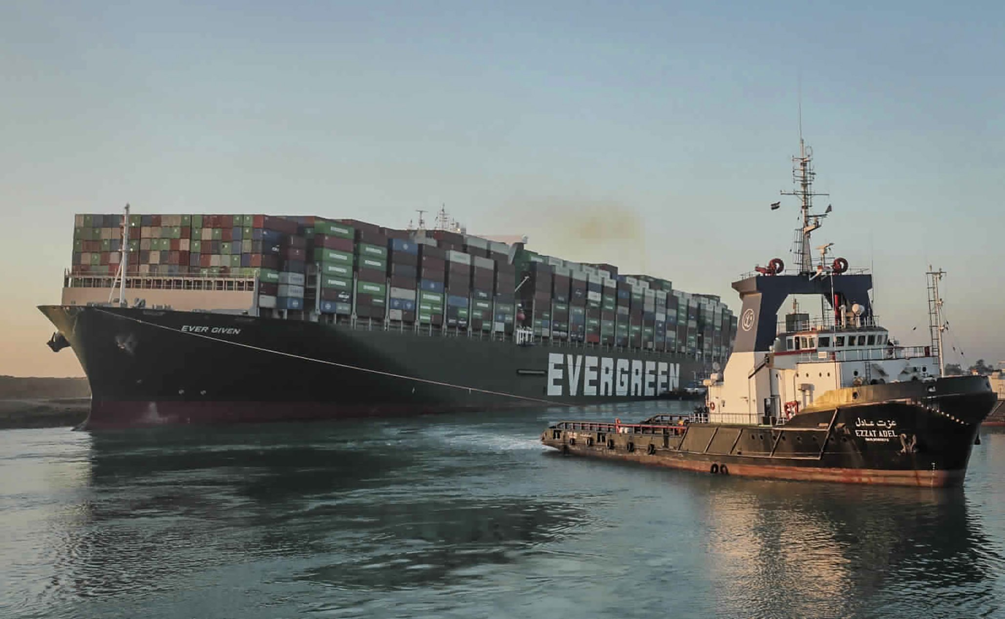 Suez Canal reopens after stuck cargo ship is freed