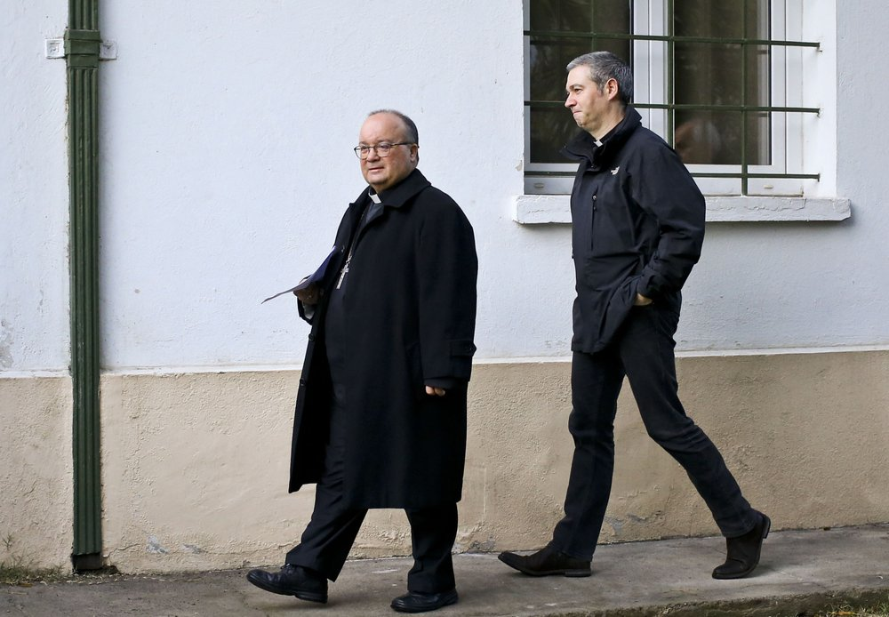 As the Catholic church finally begins to reckon with decades of clergy sex abuse and cover-up, the Vatican is sending its top two crime investigators Archbishop Charles Scicluna and Monsignor Jordi Bertomeu to Mexico to help the Mexican church combat abuse