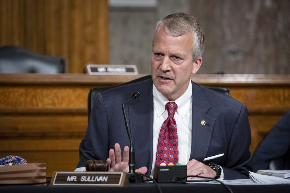 Republican Dan Sullivan wins reelection in Alaska Senate race