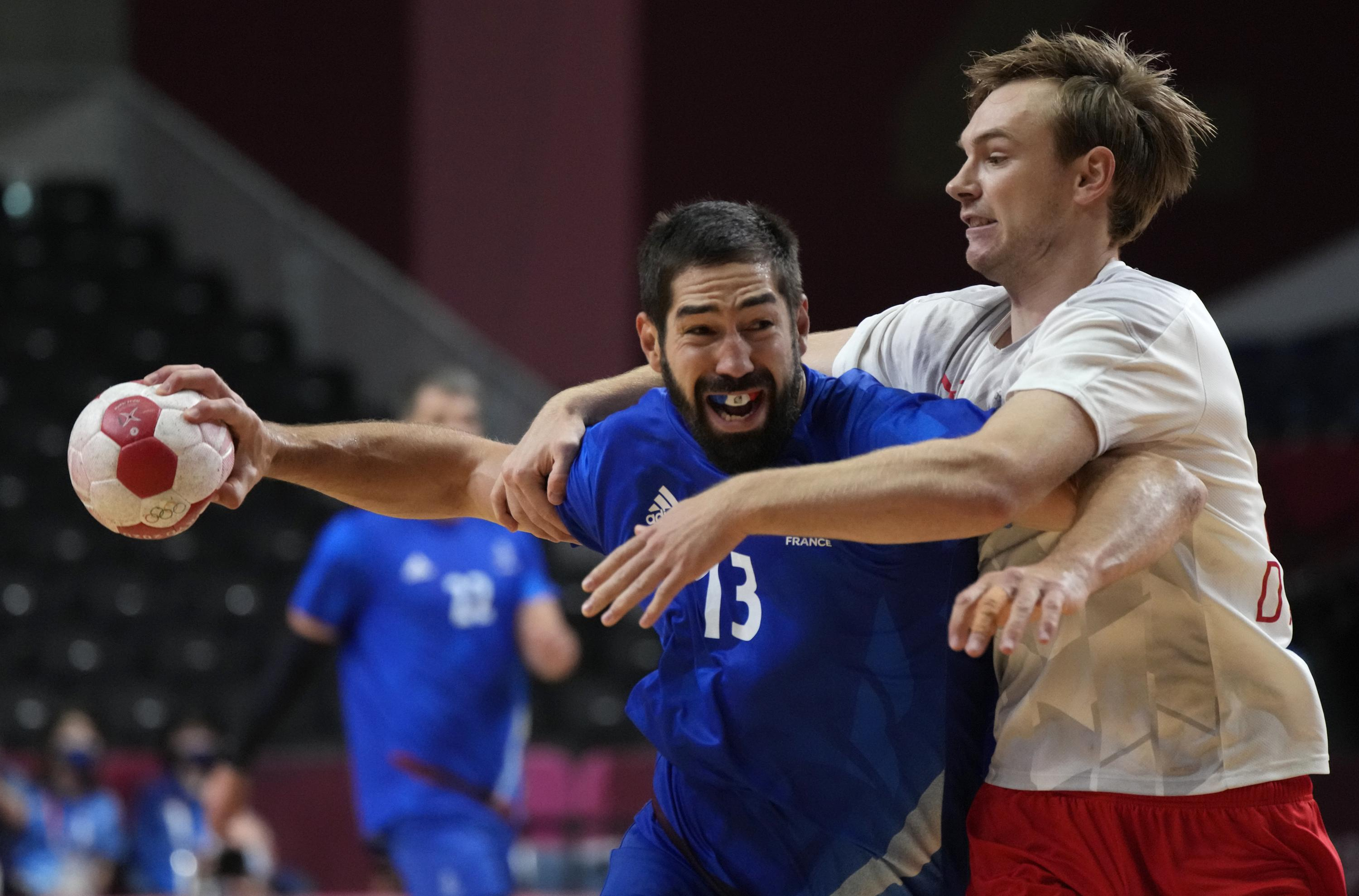 Olympic Latest: France earns gold for 1st volleyball medal