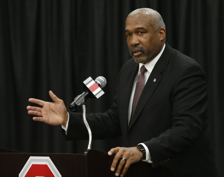 Budget shortfall forces deep cuts in Ohio St sports program