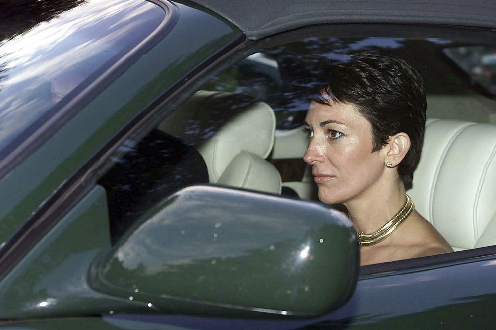 Ghislaine Maxwell transfered to NY for Epstein-related sex abuse charges