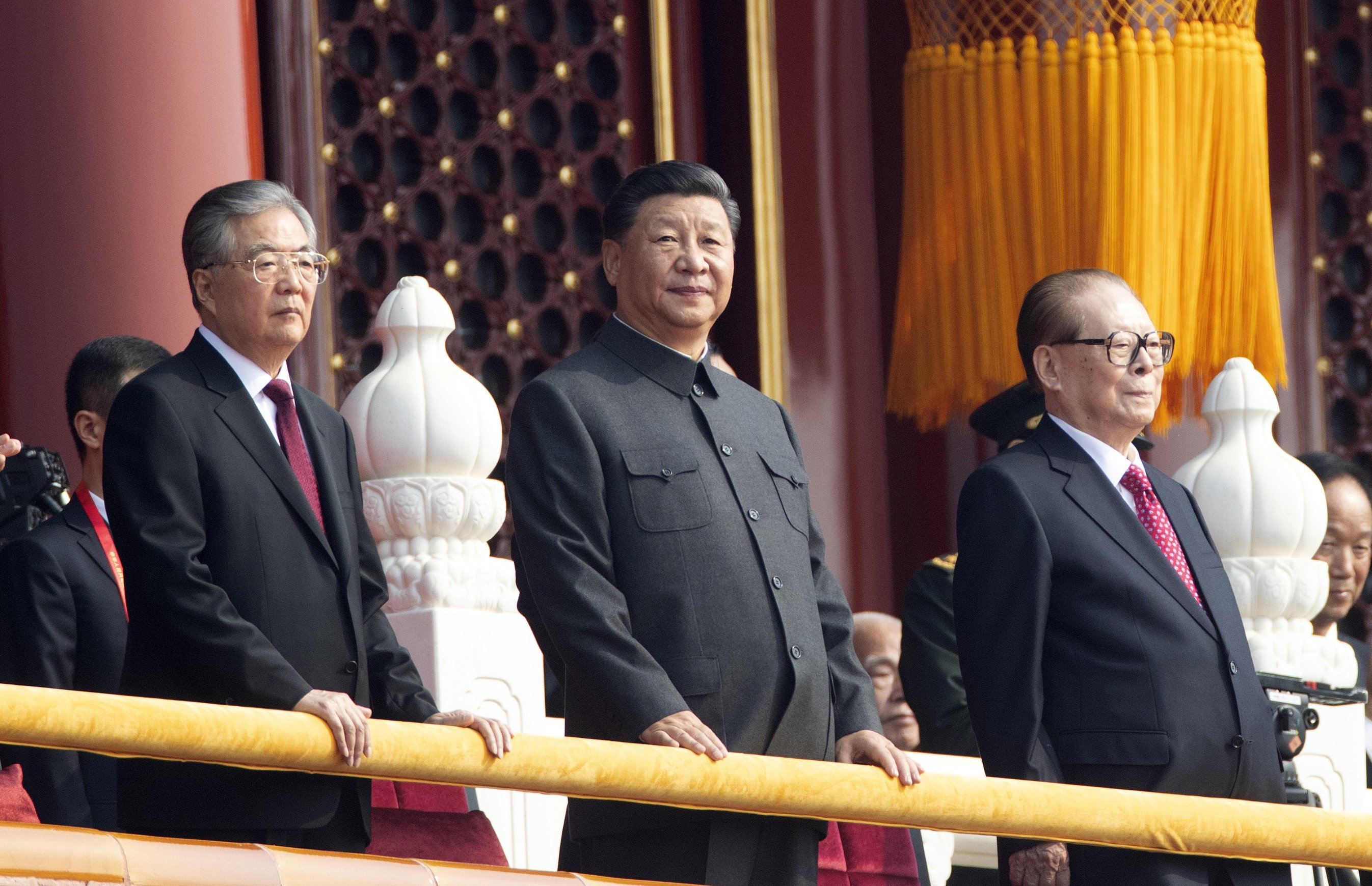 The Latest: North Korea leader praises China relationship