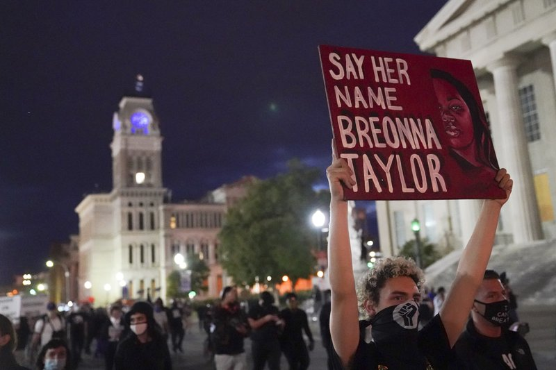 Federal look into Breonna Taylor's death casts a wider net