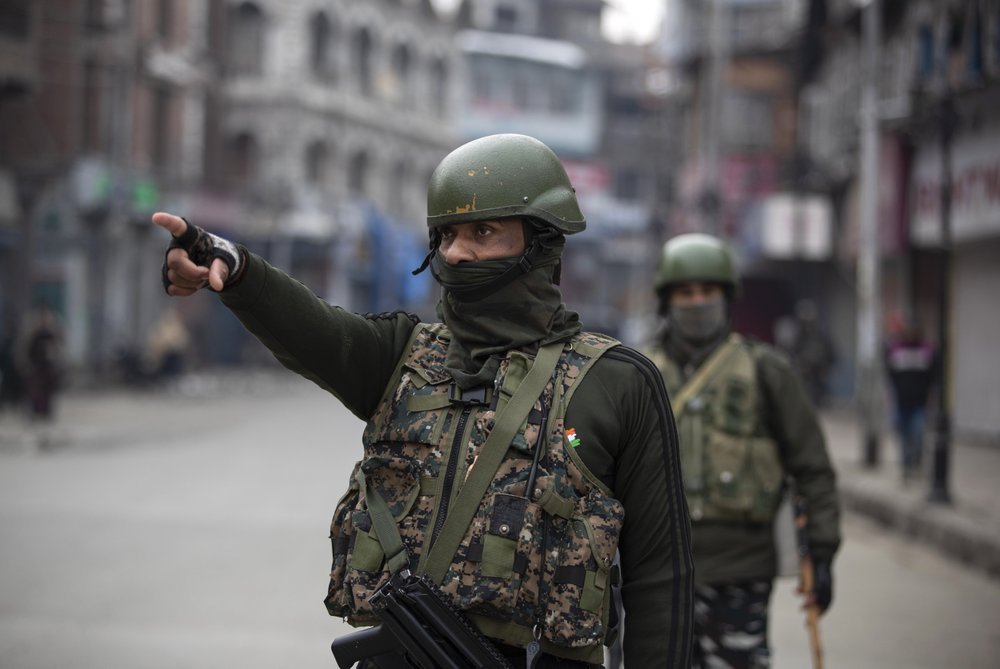 Businesses and shops closed in Kashmir in remembrance of the secret execution of a Kashmiri man