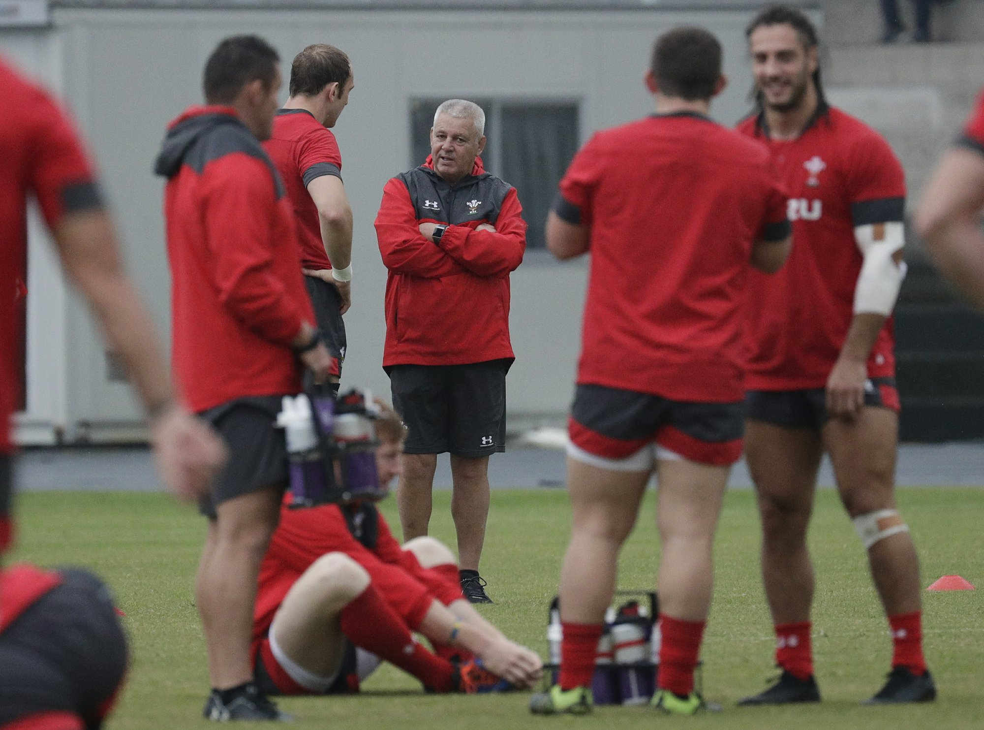 Hotel challenges pale in comparison to Boks threat for Welsh