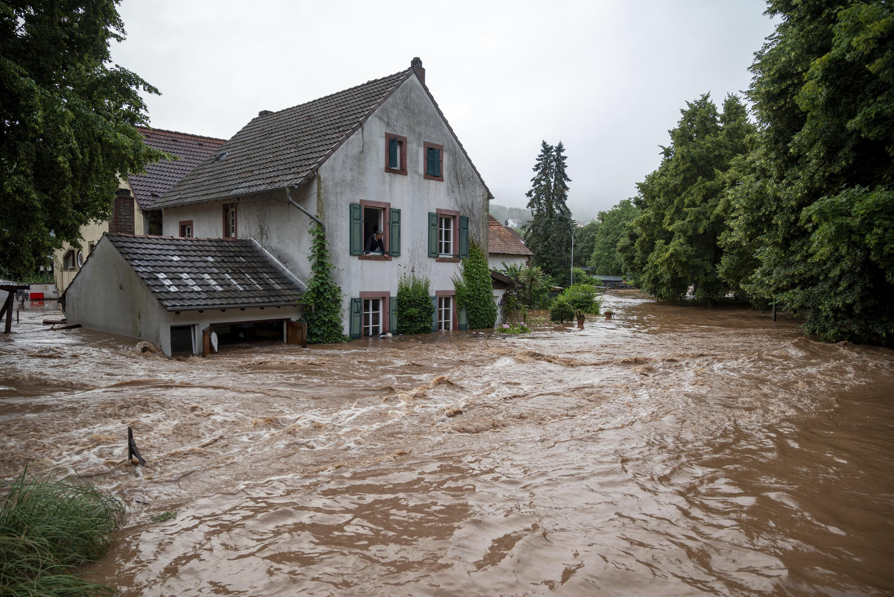 Greater than 20 useless, dozens lacking in heavy Europe floods