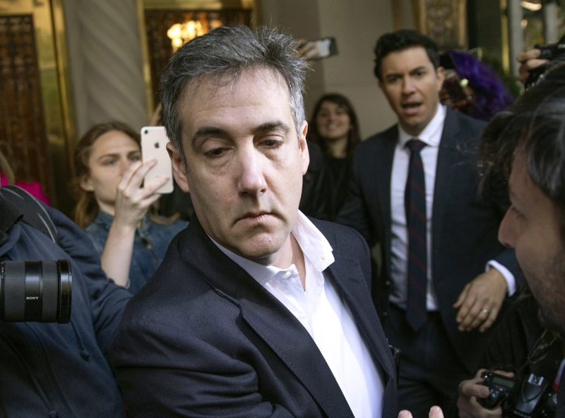 Ex-Trump lawyer Michael Cohen to serve out prison sentence at home in light of coronavirus plague