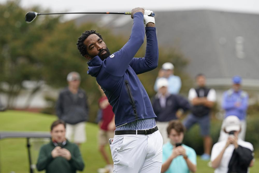 WATCH: Thanks to a Hornet Attack, Former Cavs, Lakers Star JR Smith's First Collegiate Golf Tournament Does Not Go As Planned
