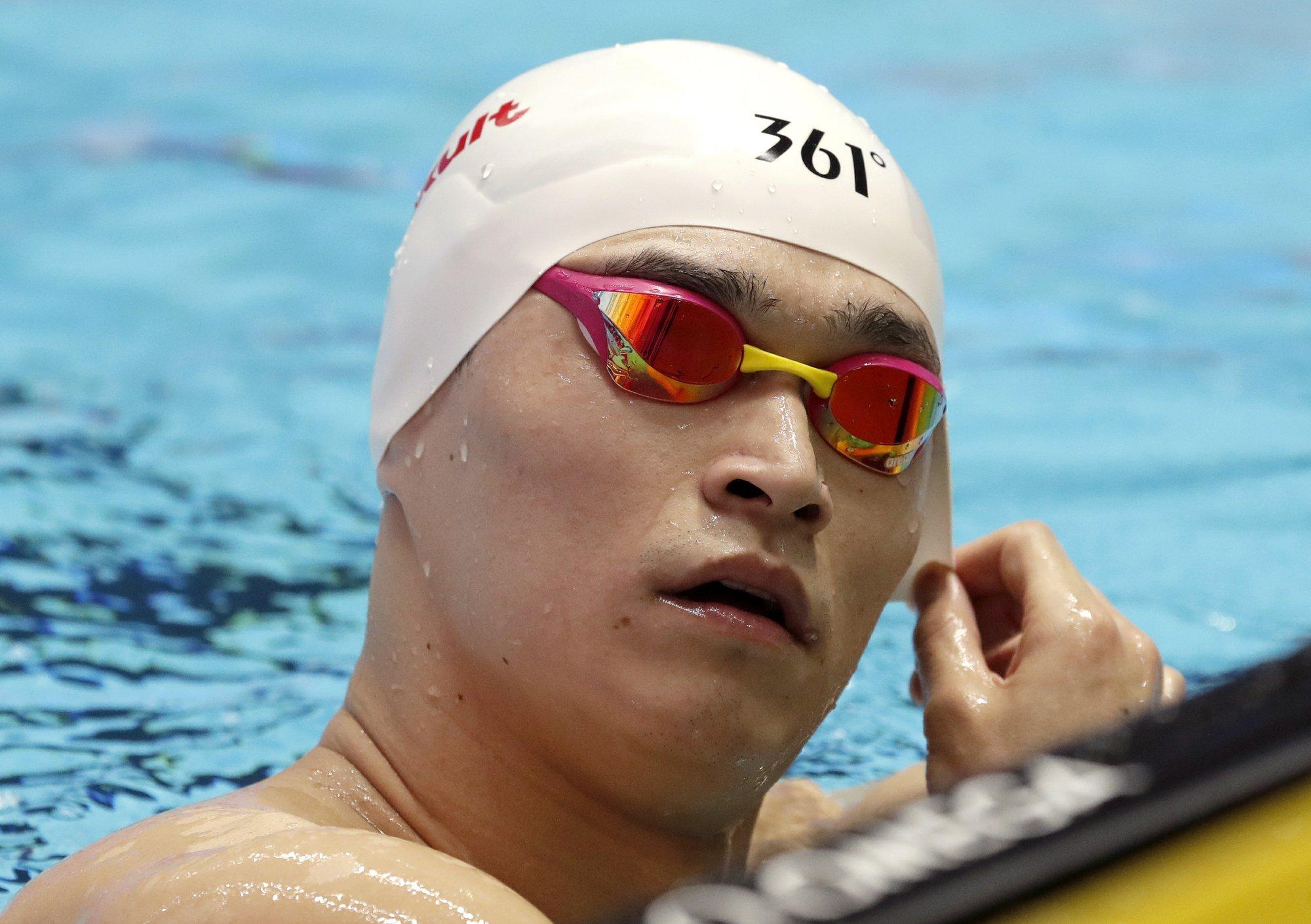 Swim star Sun Yang wants CAS public hearing over WADA appeal