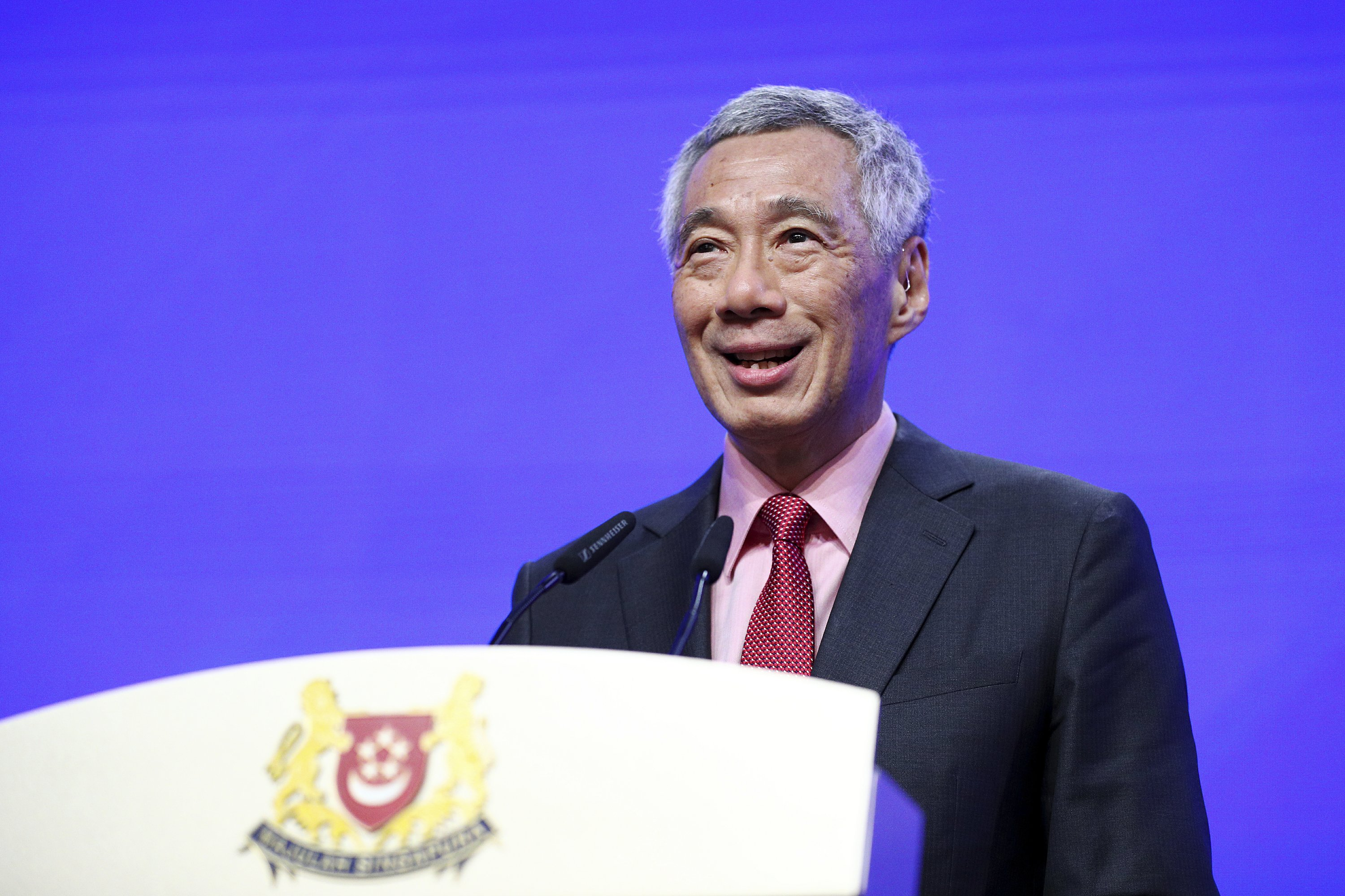 Singapore says global rules could change with China's rise