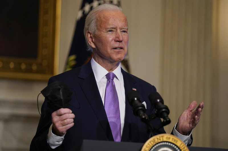 Biden to reopen HealthCare.gov insurance 'Obamacare' markets for COVID-19 relief victims