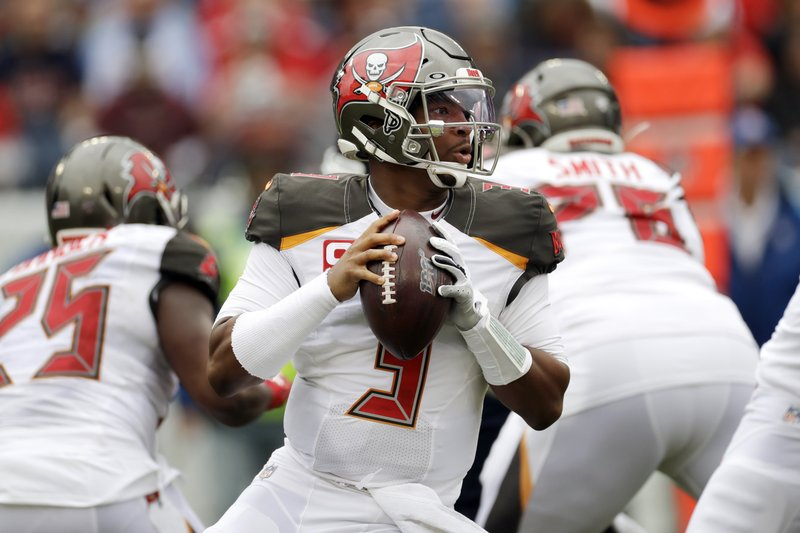 Saints agree to terms with QB Winston on one-year contract