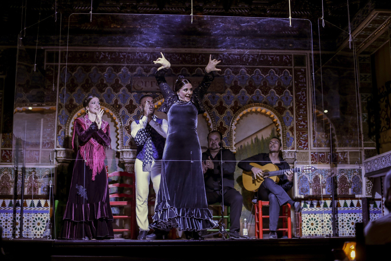 ap-photos-madrid-flamenco-venue-reopens-amid-covid-crisis
