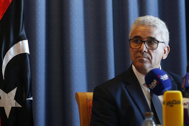 Libyan interior minister Fathi Bashagha's motorcade survives ambush by gunmen