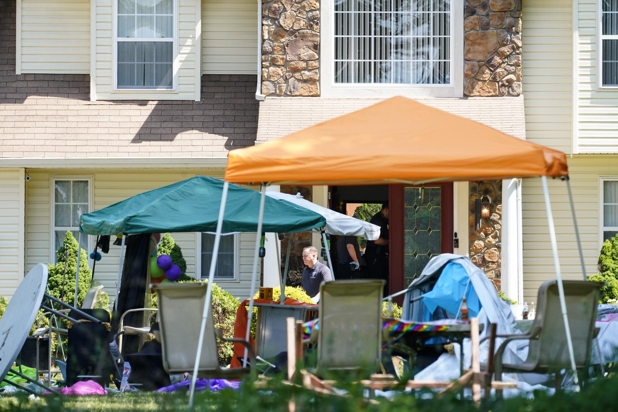 Dos muertos en tiroteo en fiesta en Nueva Jersey