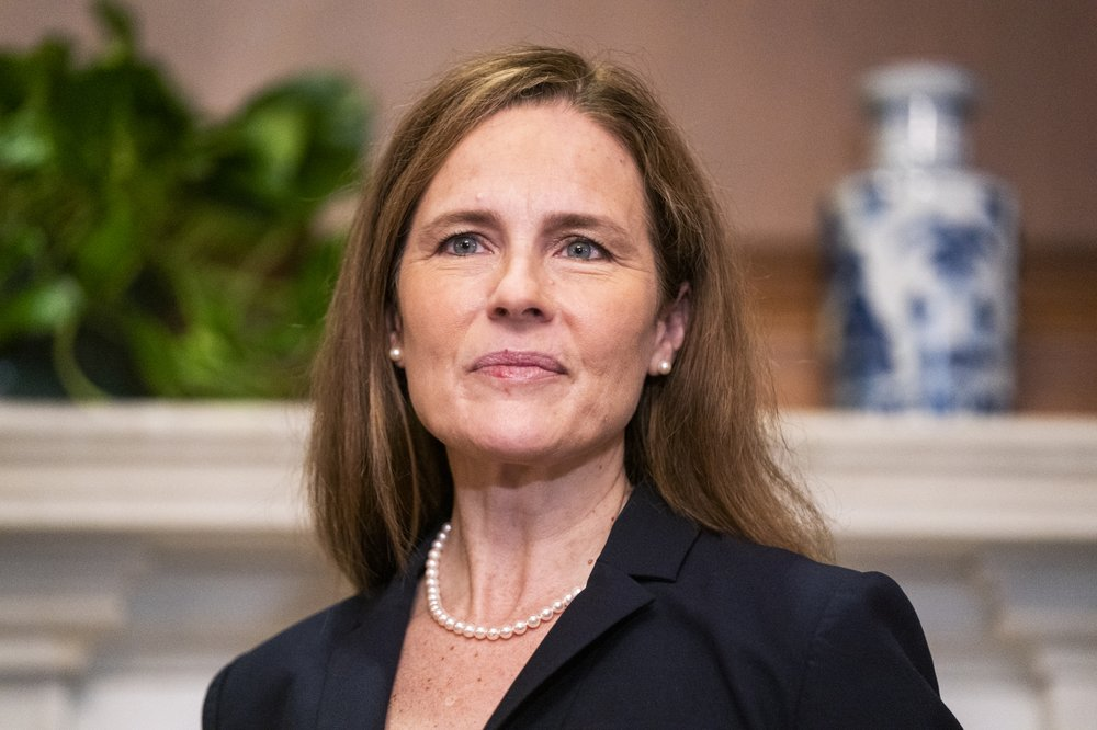 Unnamed donors behind ads heralding Amy Coney Barrett tied to interest groups