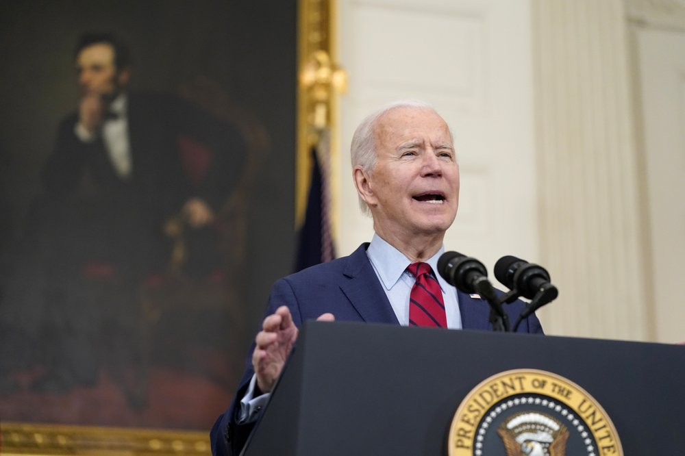 "Divided Congress on expanded gun control measures; Biden says ""we have to act"""