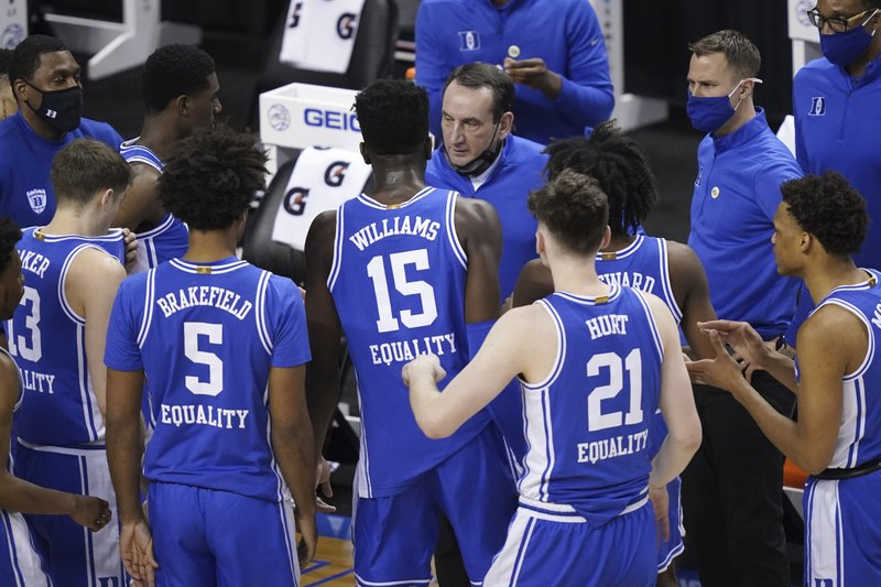 Duke pulls out of ACC Tournament due to positive coronavirus test, NCAA tourney streak ends after 24 years