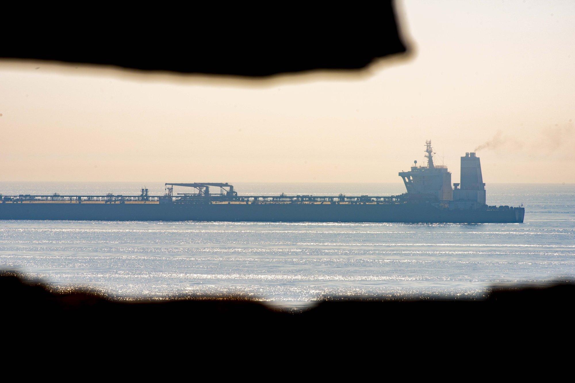 Lawyer: Iranian supertanker captain no longer wants the job