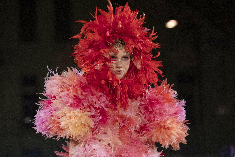 Jacobs dreams a little dream to close Fashion Week on a high