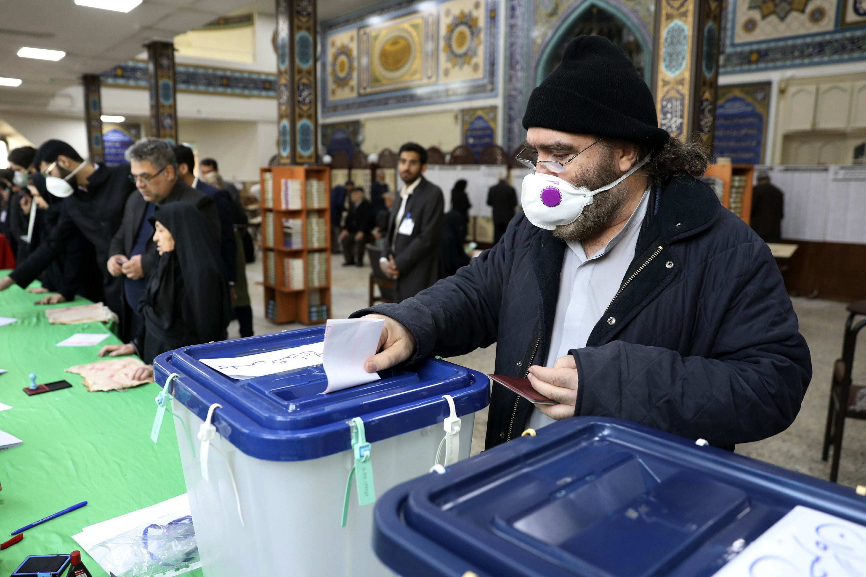 Iran now says 6th person dead of new virus