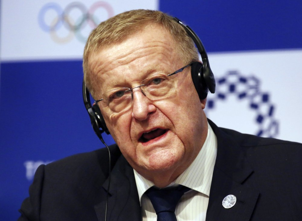 John Coates, leader of the IOC's coordination commission for the Tokyo Olympics said there is no May deadline to cancel the games and remains confident the event will go on