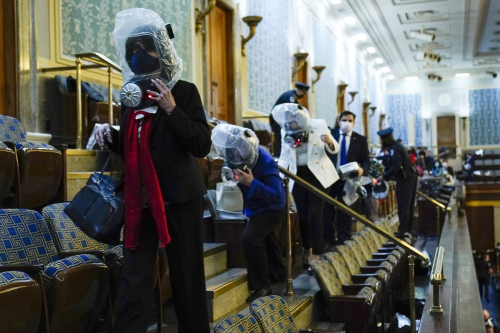 Media has field day with unprecedented storming of U.S. Capitol