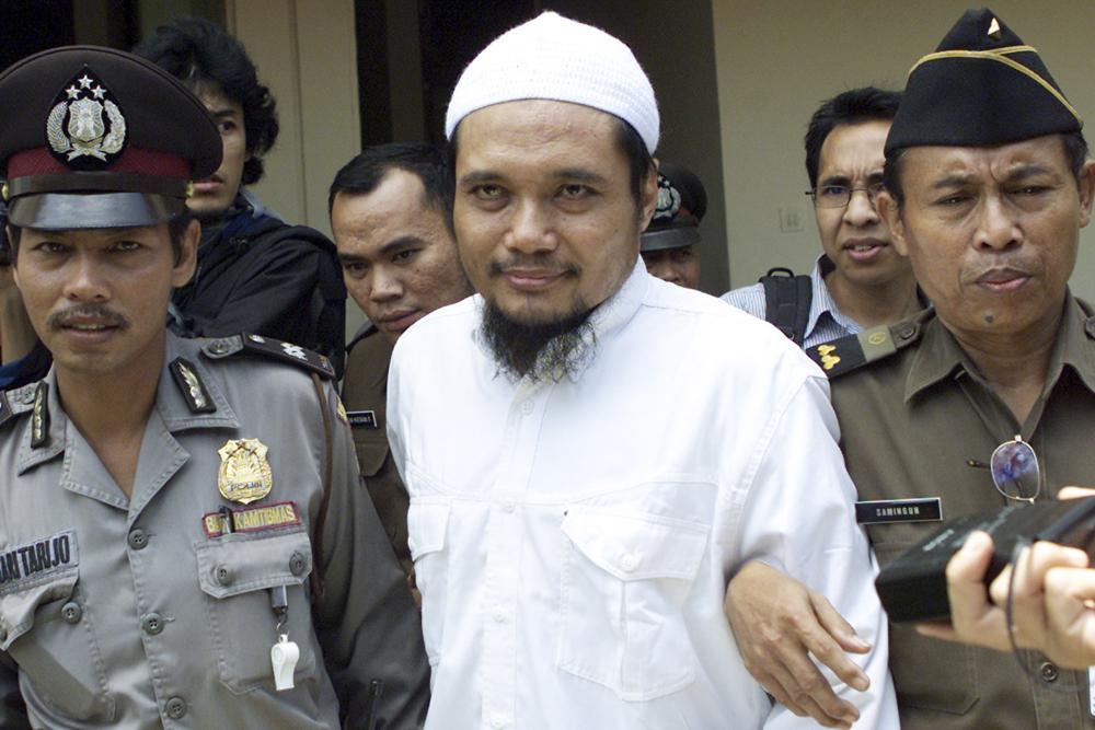 Indonesia Arrests Key Leader in Al-Qaida Linked Group