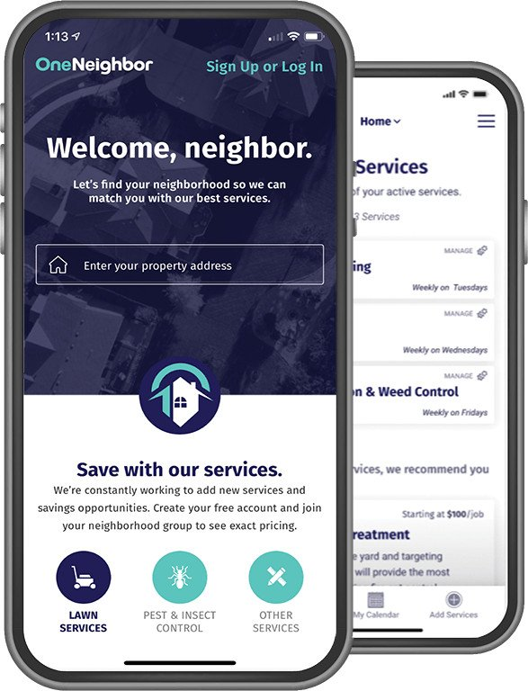 Oneneighbor Disrupts The Lawn Care And Home Services Industry Releases New Mobile App And Quickly Expands Services To 10 000 Neighborhoods In Texas And Florida