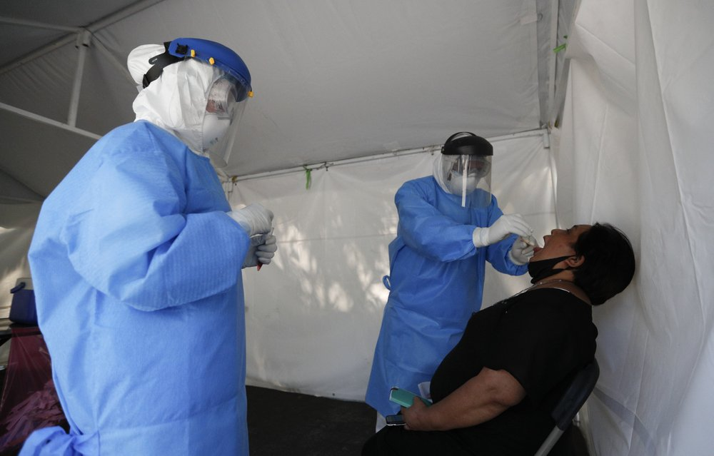 Mexico reaches 1 million coronavirus cases as it nears 100,000 deaths