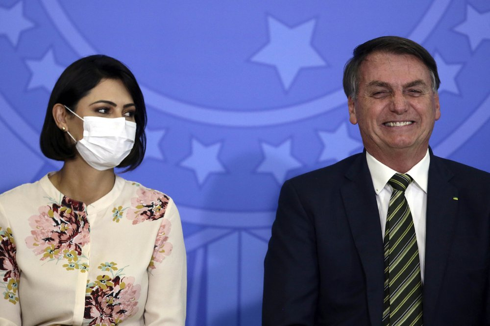 Neighboring countries are concerned as Brazil's borders remain open, no quarantines or curfews, and President Jair Bolsonaro continues to take lightly the coronavirus disease