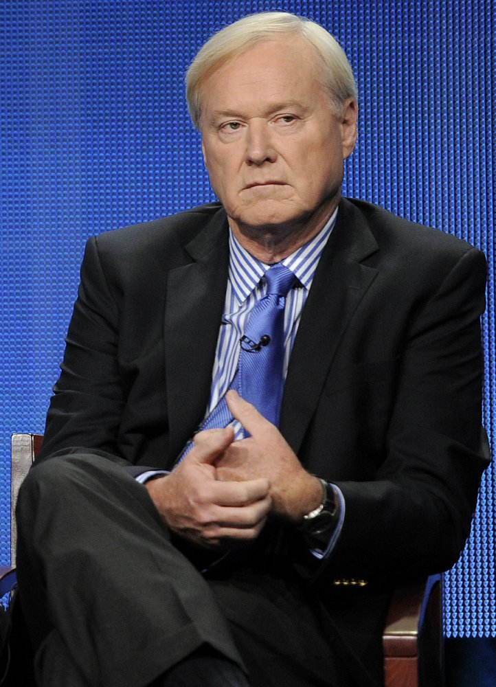 MSNBC host Chris Matthews abruptly retires and apologizes for making inppproriate comments about women