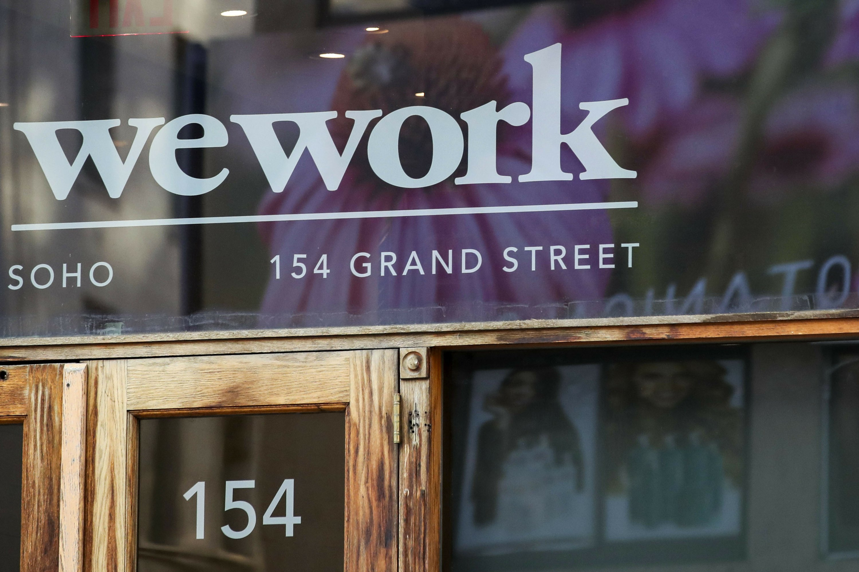 Japan`s SoftBank ends WeWork tender, remains behind bailout