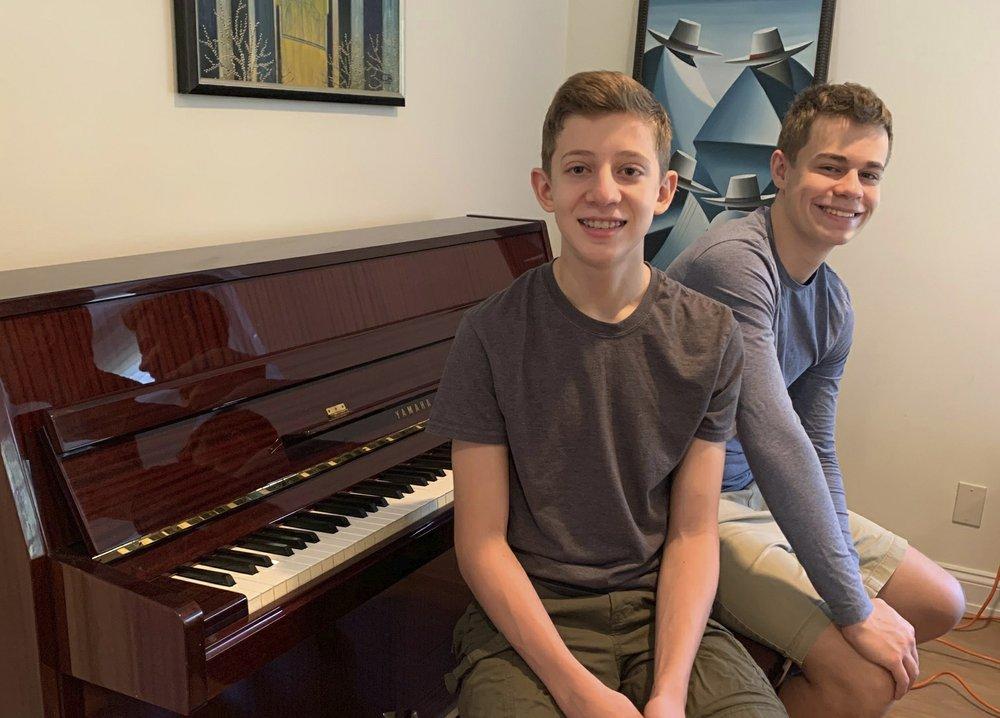 Finding joy in music lessons during coronavirus pandemic lockdown