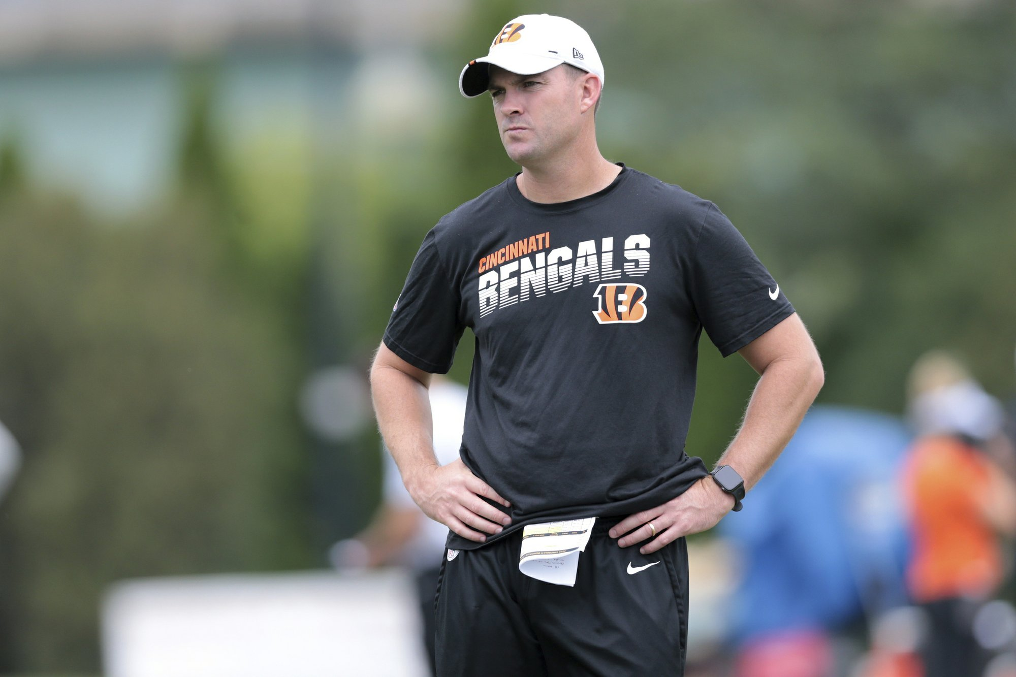 NFL 2019: Bengals facing daunting odds, history under Taylor