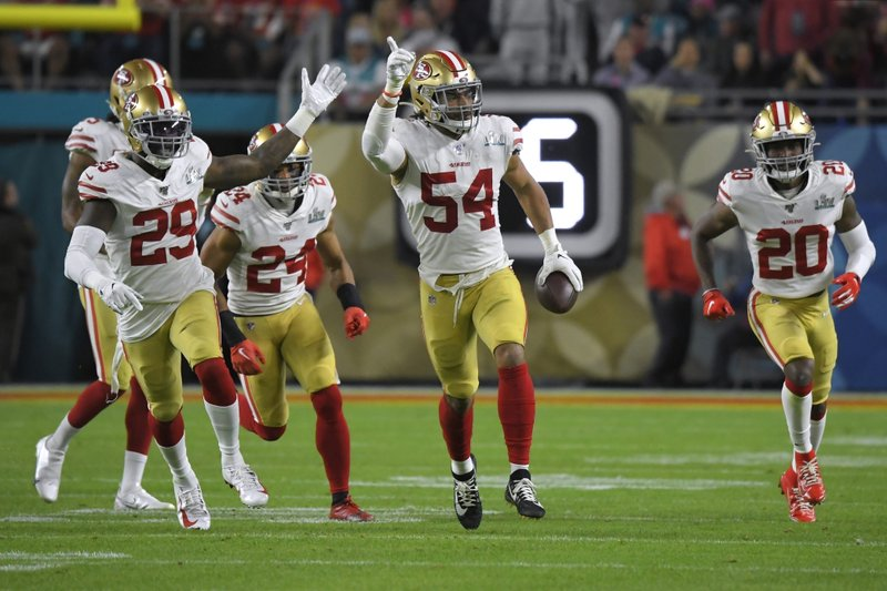 NFC champion 49ers rooster will look much the same in 2020