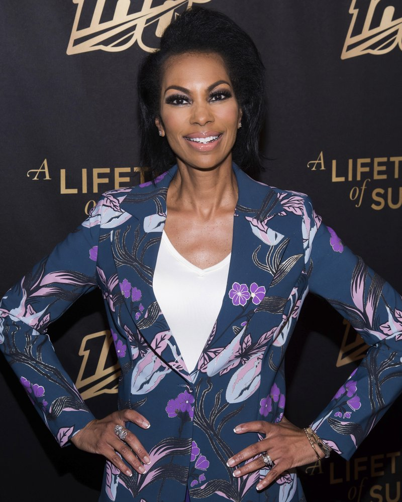 Black journalist Harris Faulkner is accustomed to people presuming to know where she stands on issues; that's like adding fuel to her tank
