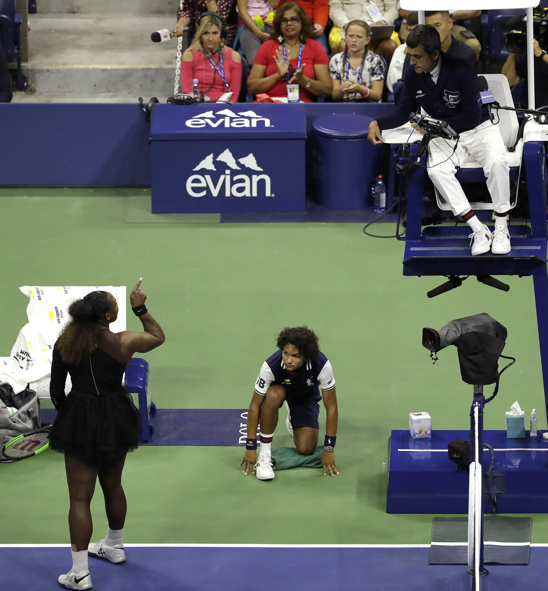 US OPEN '19: Williams-Osaka reverberations felt, year later