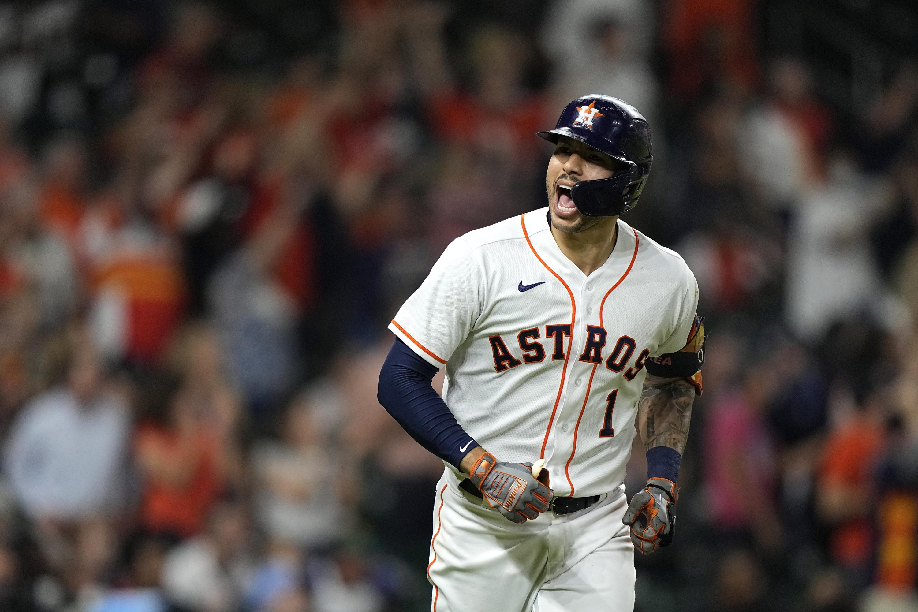 Correa prepares for what could be final run with Astros - Associated Press