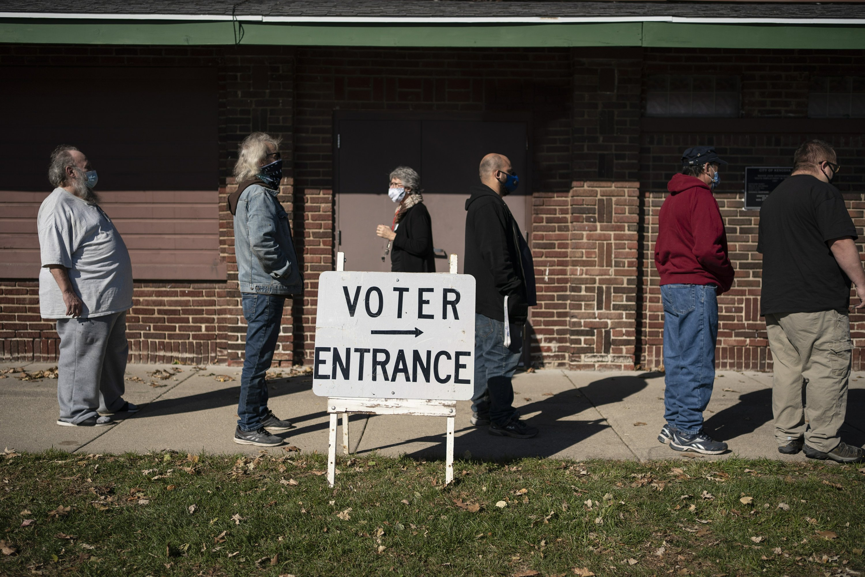 False claims of Wisconsin voter fraud rely on wrong numbers