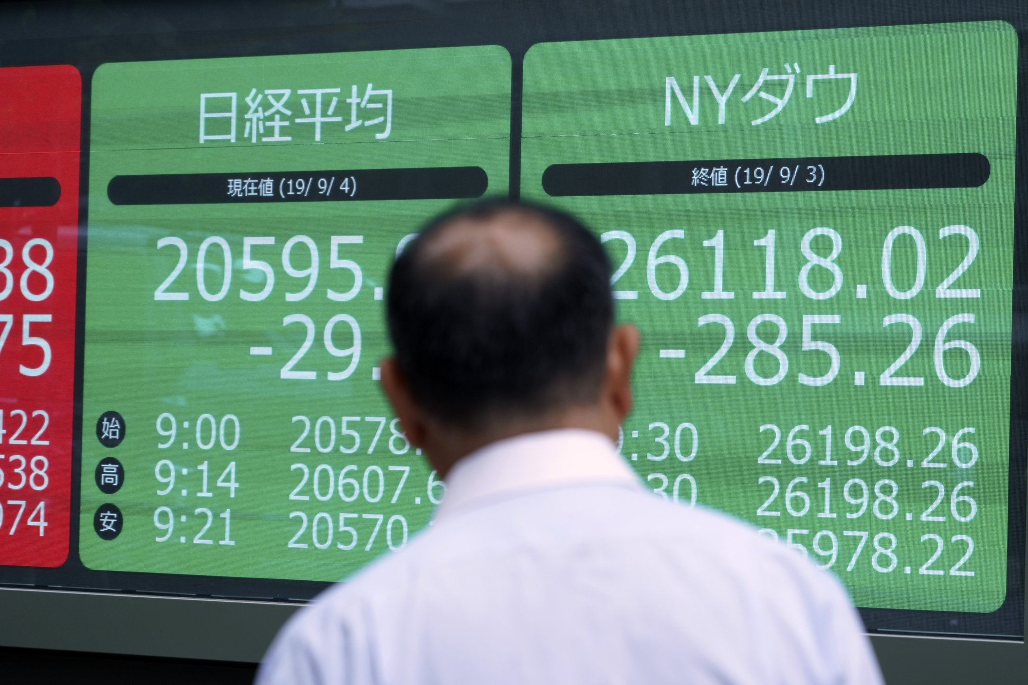 Asian stocks rise after disappointing US manufacturing data