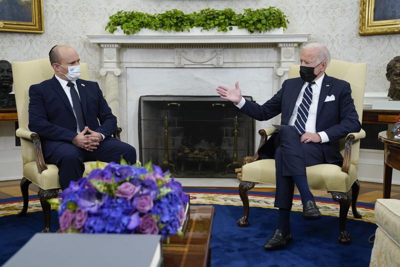 Biden Tells Israeli PM U.S. Has Options If Iran Nuclear Deal Fails
