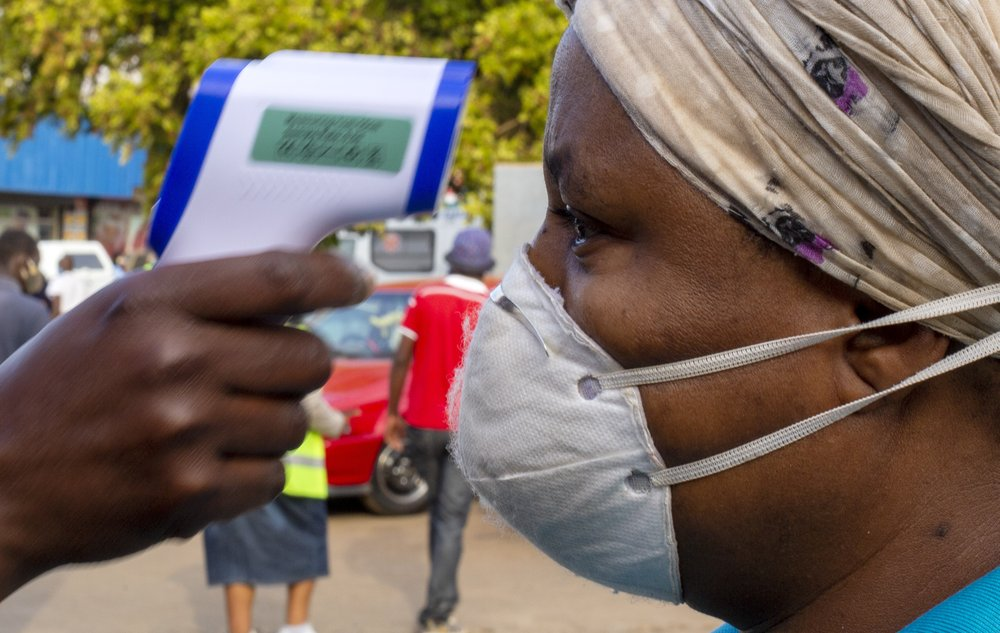"""The Impact of COVID-19 in Africa"":  African countries may be spared the worst of the pandemic""; but a word of caution: ""slow, then exponential growth in the number of cases"""