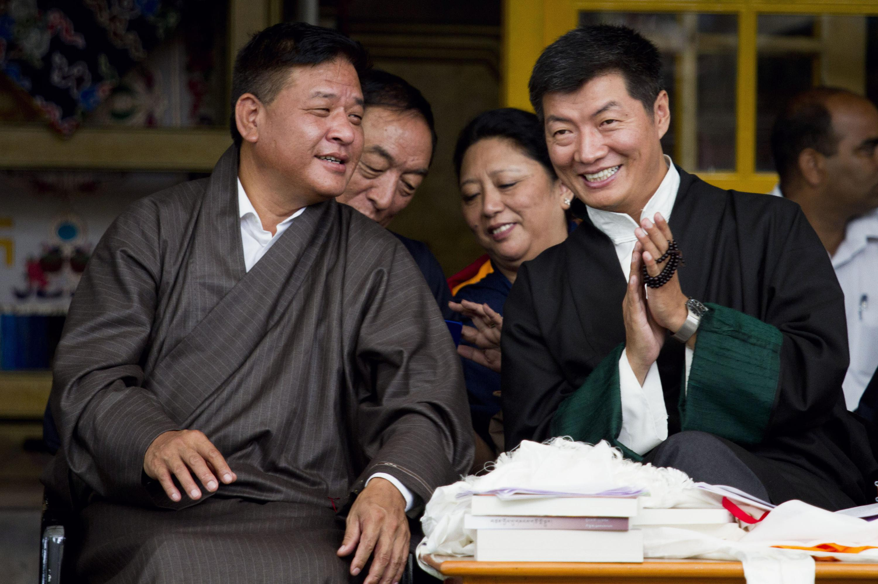 Penpa Tsering elected president of Tibetan exile government